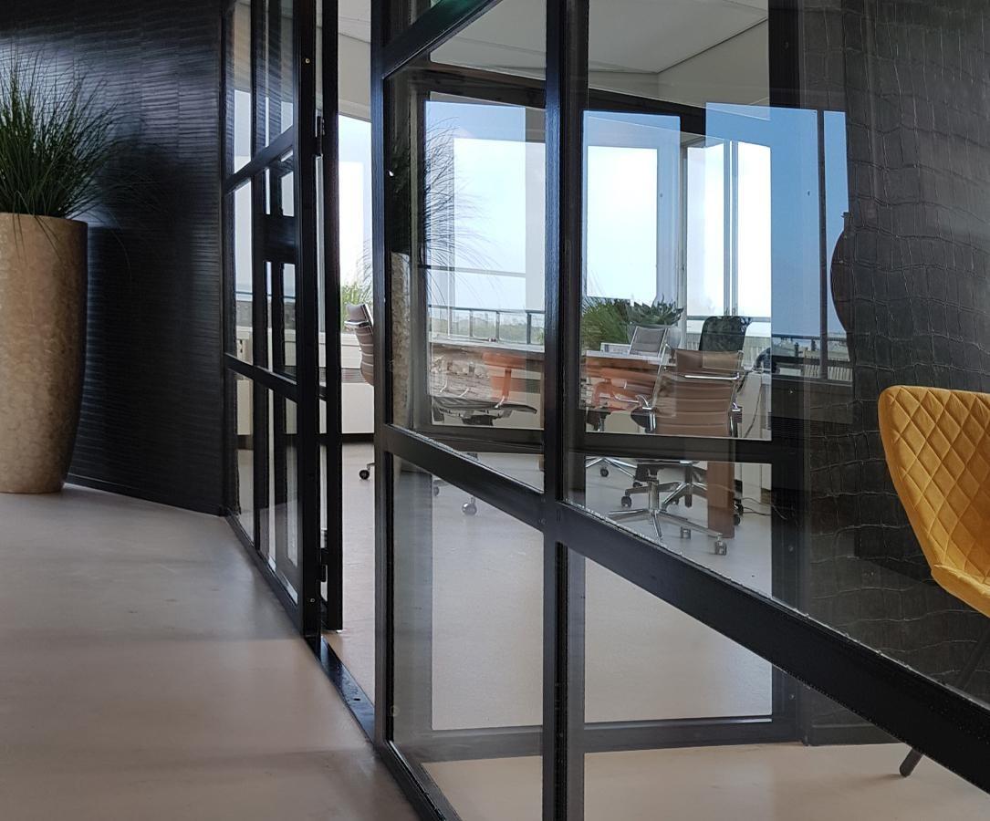 schoonmaak kantoor binnen